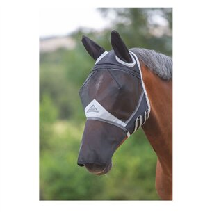Shires Fine Mesh Fly Protector With Ears and Nose