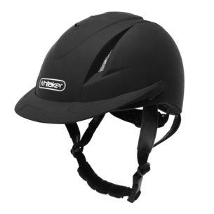John Whitaker New Rider Generation Helmet - Black