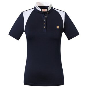 Covalliero Ladies Competition Shirt - Navy