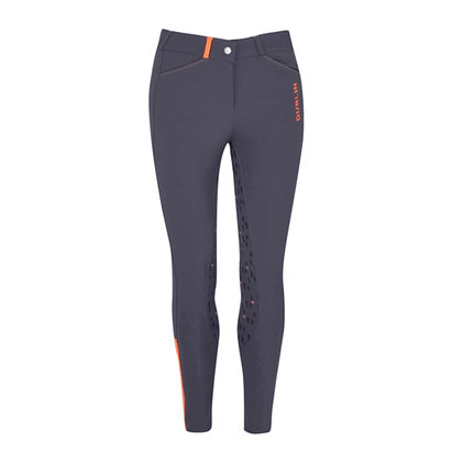 Dublin Ladies Gigi Breeches - Asphalt