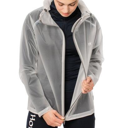 Horseware Transparent Waterproof Jacket Ladies