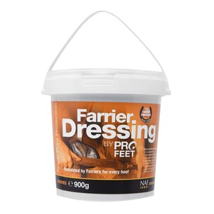 NAF Farrier Hoof Dress 10