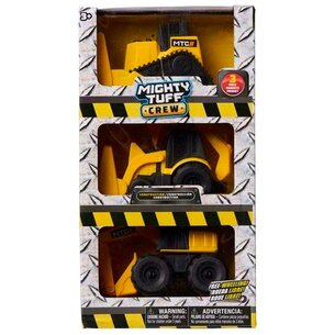 Mighty Tuff Toy Cars