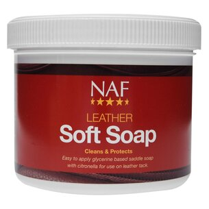 NAF Leather Soft Soap 10
