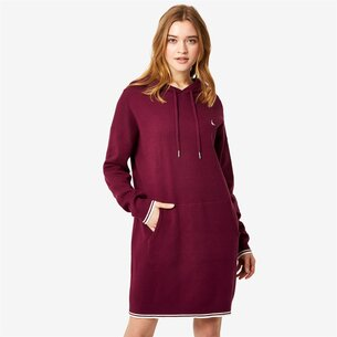 Jack Wills Wigton Knitted Hoodie Dress