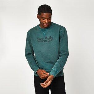 Jack Wills Gotherington Graphic Sweatshirt