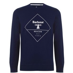 Barbour Beacon Beacon Outline Sweat
