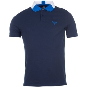 Barbour Beacon Tipped Polo Shirt