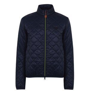 Barbour Beacon Beacon Karl Box Quilt Jacket