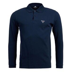 Barbour Beacon Long Sleeve Polo Shirt