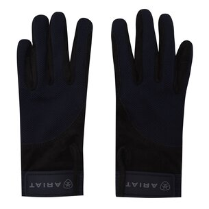 Ariat Tek Grip Gloves Ladies - Navy