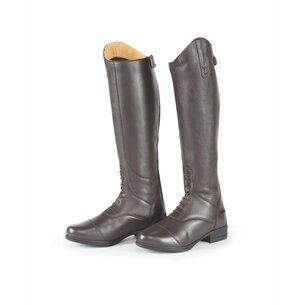 MORETTA Gianna Riding Boots Junior - Brown