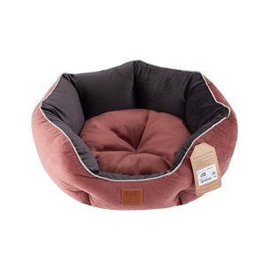 Waggy Tails Corduroy Round Dog Bed