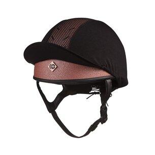 Charles Owen Pro II Plus Jockey Skull Hat