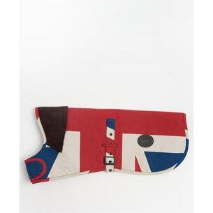 Barbour Lifestyle Union Jack Dog Coat
