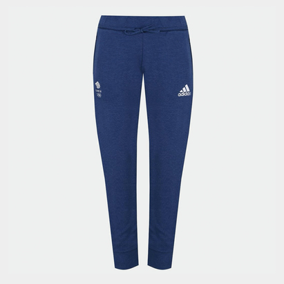 adidas Team GB Jogging Pants Ladies