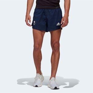 adidas Team GB Mens Running Shorts
