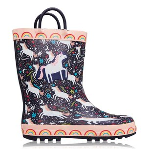 Cotswold Sprinkle Junior Wellington Boots