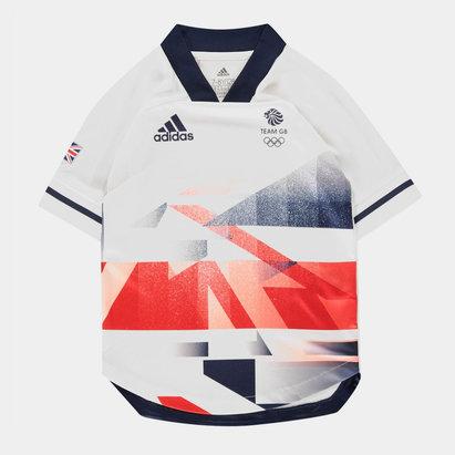 adidas Team GB Football Jersey Juniors
