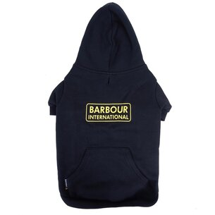 Barbour International Hood Dog Coat Sn14