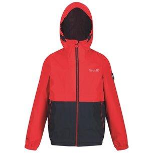 Regatta Haskel Waterproof Jacket Junior Boys