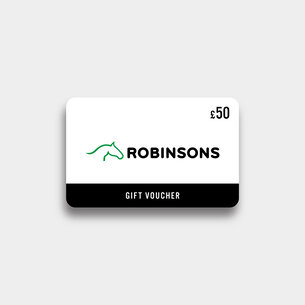 Robinsons Equestrian £50 Virtual Gift Voucher