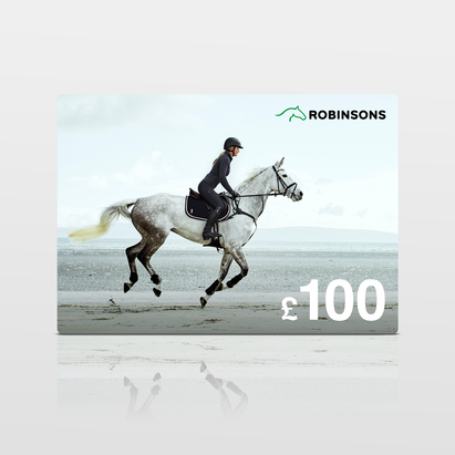Robinsons Equestrian £100 Virtual Gift Voucher