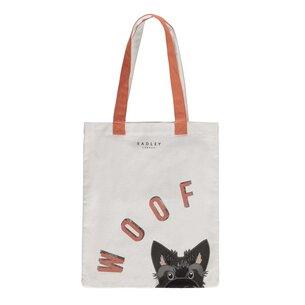 Radley Canvas Woof Tote Bag
