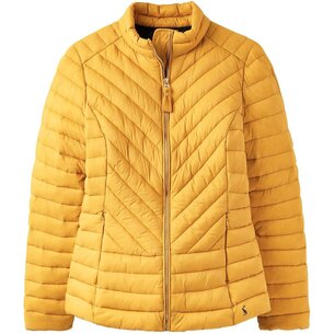 Joules Chevron Quilted Jacket
