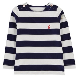 Joules Sleeve Striped T Shirt