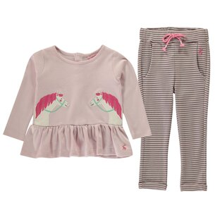 Joules Top and Trouser Set