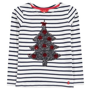 Joules Xmas T Shirt