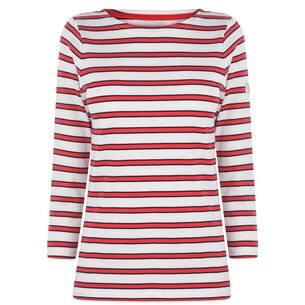 Joules Long Sleeve Harbour T Shirt