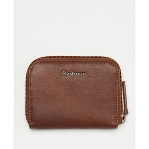 Barbour Leather Purse