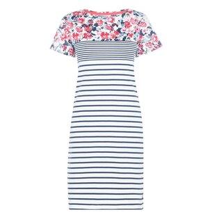 Joules Riviera Print T Shirt Dress
