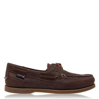 Chatham The Deck II G2 - Premium Leather Boat Shoes