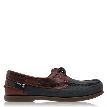 Chatham Bermuda Lady II G2 - Leather Boat Shoes