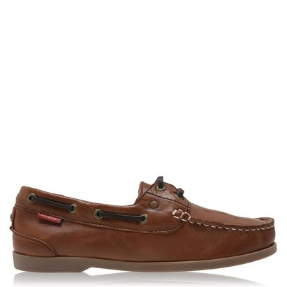 Chatham Willow - Leather Boat Shoes