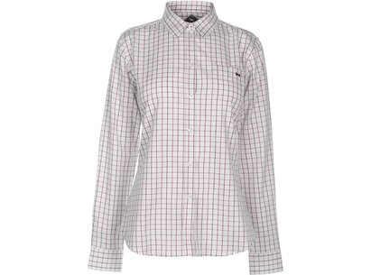 Hac Tac Check Shirt Ladies