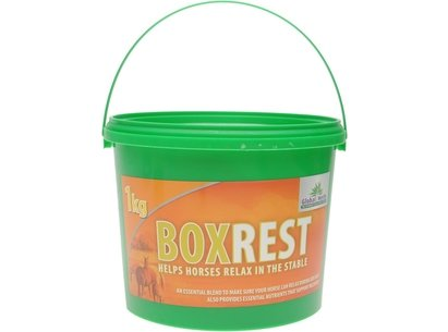 Global Herbs Box Rest Supplement