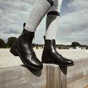Evolution Zip Jodhpur Boots