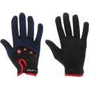 Toronto Junior Riding Gloves - Black/Blue