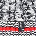 Cable Knit PomPom Beanie Juniors