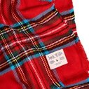 Aber Heritage Checked Scarf