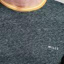 Baildon Space Dye Ringer T Shirt