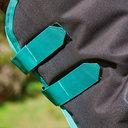 Green-Tec 900D Detach-A-Neck 50g Lite Plus Turnout - Black/Green
