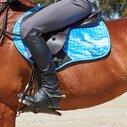 Prime Marble Jump Saddle Pad