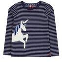 Unicorn Stripe T Shirt