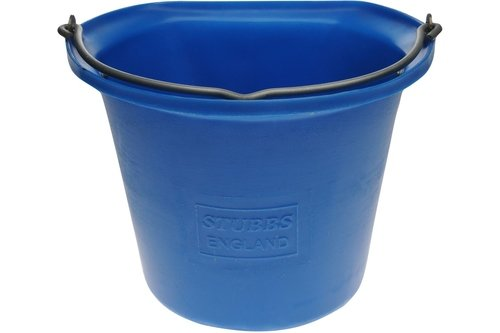 Stable Flat Back Bucket