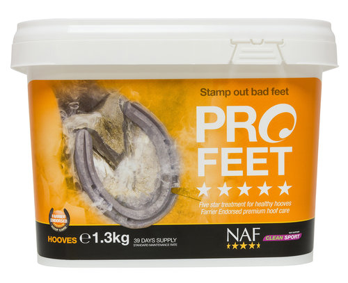 Five Star Pro Feet Powder